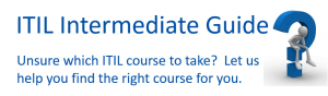 ITIL Intermediate Guide Web Banner